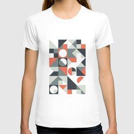 Mid Century Geometric 04 T-shirt