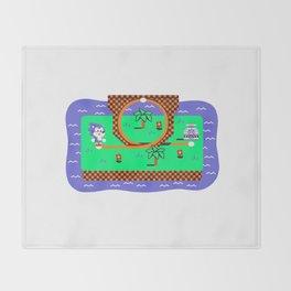 Overworld: Loop Throw Blanket