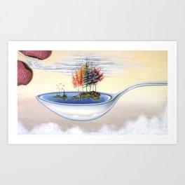 """Cough Syrup"" Art Print"