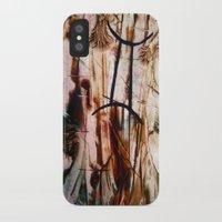 gemini iPhone & iPod Cases featuring Gemini  by Stina ART de Luna
