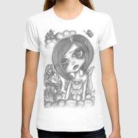 broken T-shirts featuring Broken by LianneAdelleArt