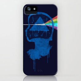 Imaginary Perspective iPhone Case