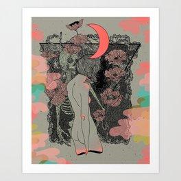 I Dreamt Art Print