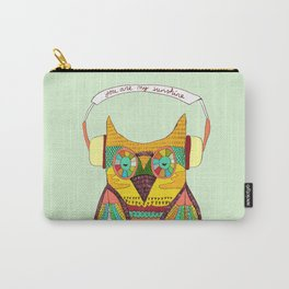 The Owl rustic song Carry-All Pouch