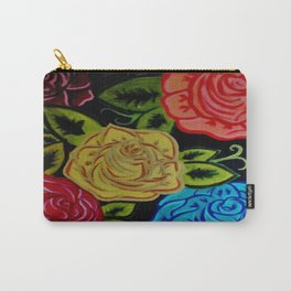 Rose Mural (Part One) Carry-All Pouch