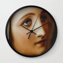 Lourdes II Wall Clock