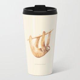 Css Animal: Sloth Travel Mug
