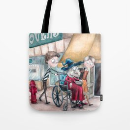 Sweets and Ovens Tote Bag