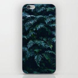 fern field iPhone Skin