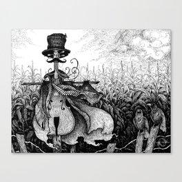Scarecello Canvas Print