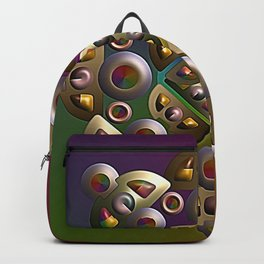 Ornament, 2340g Backpack