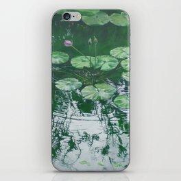 water element iPhone Skin
