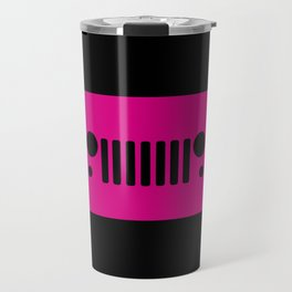 Jeep 'HOTPINK' Travel Mug