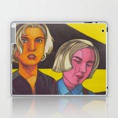 Double Tanya Laptop & iPad Skin