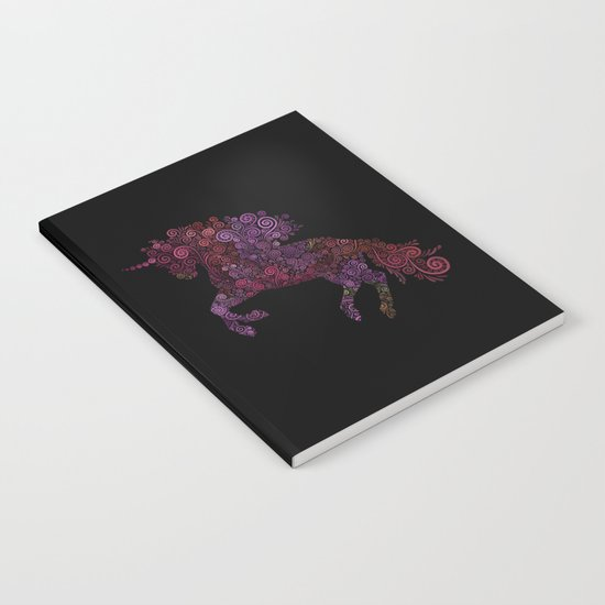 Unicornis Filix Notebook