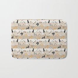 Cat & Mouse Bath Mat