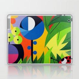Flowers - Paint Laptop & iPad Skin