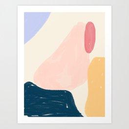 Flutter No. 2 Art Print