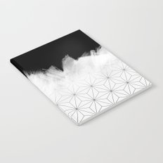 Christmas Geometric Pattern Notebook