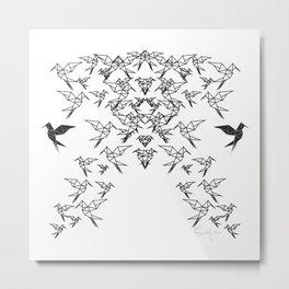 Birds Birds Birds : All The Birds : Birds Birds Birds : No More Birds Metal Print