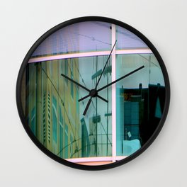 Curvilinear Motion Wall Clock