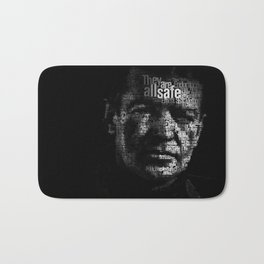 Ernest Shackleton Bath Mat