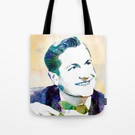 Lawrence Welk Tote Bag