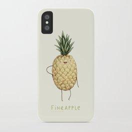 Fineapple iPhone Case