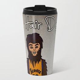 bad hair day no:2 / Teen Wolf Travel Mug