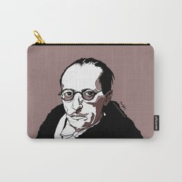 Stravinsky Russian Composer Portrait Art Wall Decor Home House Furniture Frame Music Musician Musica Carry-All Pouch