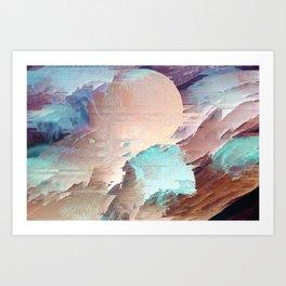 bbb Art Print