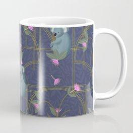 Art Deco Koala  Coffee Mug
