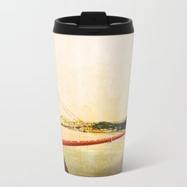 GOLDEN GATE BRIDGE - SAN FRANCISCO Travel Mug