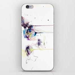 ill vision iPhone Skin