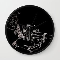 Gasmask Projector                          Wall Clock