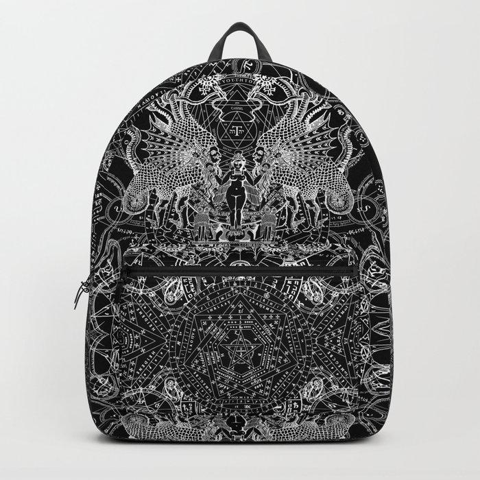 SIN OF IDOLATRY Backpack