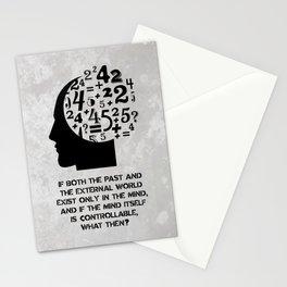 George Orwell - 1984 - Mind Control Stationery Cards