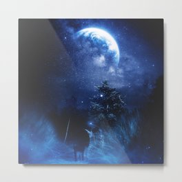 CELESTIAL ATMOSPHERE #2 Metal Print