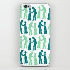 Love - A never-ending Back & Forth iPhone Skin