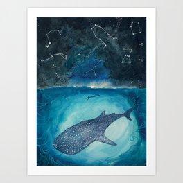 Symbiotic Art Print