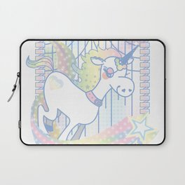 colorful unicorn Laptop Sleeve