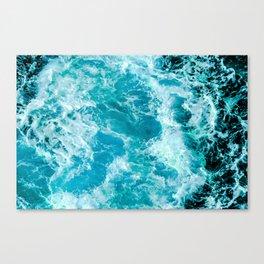 Sea Me Waving Canvas Print