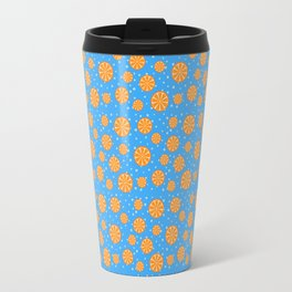 Oranges Travel Mug