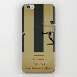 WBA - Astle iPhone Skin