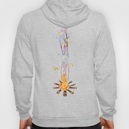 That magical night around the campfire Hoody