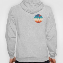 Vintage 70s Adventure on the Mountains Hoody