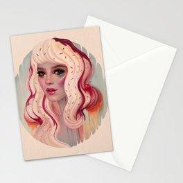 à La Mode Stationery Cards