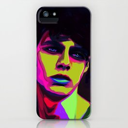 Mr Coolman iPhone Case