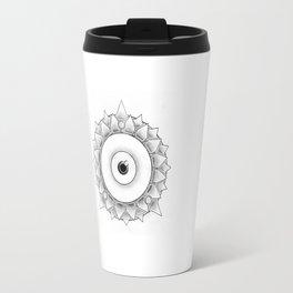 The Scaly Watcher Travel Mug