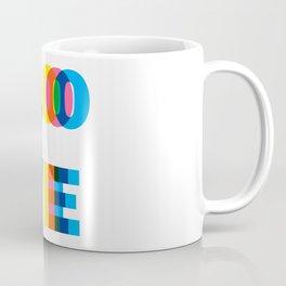 CMYK LOVE Coffee Mug